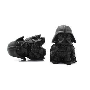 2020 Novo Design Black Knight Grinder 3 Camadas Tobacco Grinder 36 milímetros de diâmetro Herb Grinders por Fumar liga de zinco Grinders GR194