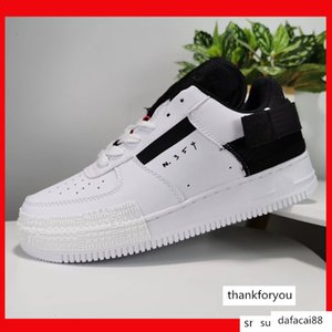 Buy New women men fashion af1 type shoes 1s one skateboard designer Af1 sneakers low white black yellow blue for cheap