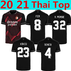 20 21 camiseta de fútbol Feyenoord KOKCU Berghuis FER Camiseta de futbol JORGENSEN camiseta de Fútbol 2020 camisa de 2021 hombres de fútbol SENESI