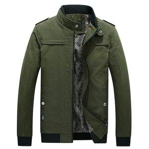 Hommes VogueJacket Manteau Hommes Mode Washed 111% pur coton Vêtements Marque de KIBY Vestes Homme Manteaux Belle Printemps Automne