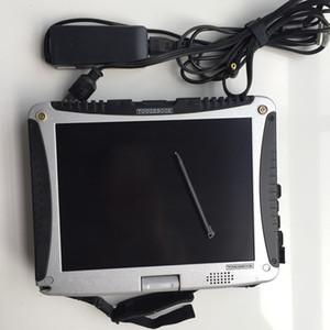 DHL Free AllData Auto Repair toutes les données 10.53 et 2in1 avec HDD 1TB Installée dans l'écran tactile CF19 CF19