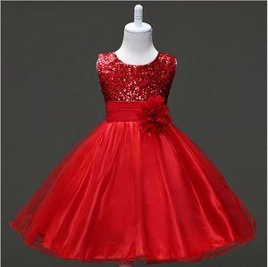 아이들이 생일 파티 새로운 도착을 위해 여자 옷 패션 여름 옷 만화 드레스 드레스