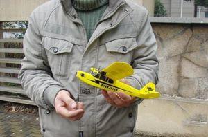 aeroplano mayor-RC Skysurfer juguetes de control aviones planeador plano radio aire aeromodelo radios planeador manía modelo teledirigido plano 11