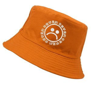 Plano Fishman Hat Verão Preto Vintage Bucket Hat Triste meninos homens mulheres Pesca Cap Sprots Sun