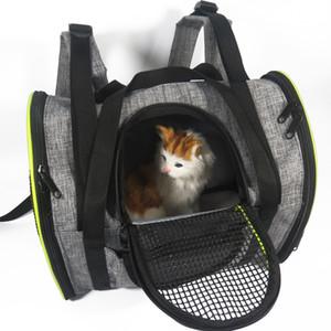 Folding Pet Carriers-Beutel-beweglicher Knapsack Weiche Slung Hund Transport Außentaschen Mode Hunde Korb Handtasche
