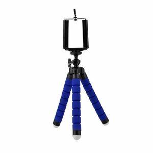 Держатель телефона Selfie Monoopods Штативные штатив для мобильной камеры Гибкие осьминоги кронштейн Xiaomi Samsung Clip Multicolor