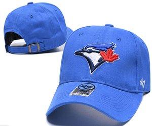 Блю Джейс шляпы для парня девушку Snapbacks Бейсбол Hat Мужчины Flated фуражке вышивки Роскошные шапки лето осень и зима Tide Brand