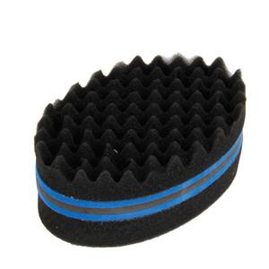 Afro lados de onda de magia de retorcimiento de pelo Trenzadoras Dreads Torsión Cerraduras Dreadlocks Curl pincel de esponja Herramientas