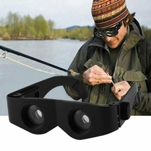 1 pcs Binóculos Binóculos Telescópio Portátil Óculos Para Pesca Caminhadas Concert Sport Supply Binóculos Telescópio De Pesca