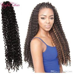 Freetress synthetic hair braided cap jumbo braids Free tress water wave,crochet hair extensions bulks,crochet braids freetress hair