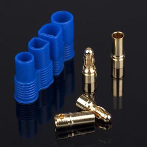 5set / 많은 EC3의 3mm / EC5 5mm 남성 - 여성 타입 배터리 커넥터 골든 배터리 커넥터 총알 플러그