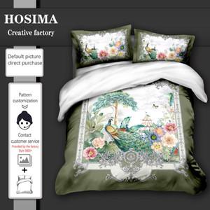 3D designer bedding sets king size queen size luxury Quilt cover pillow case duvet cover designer bed comforters sets K6