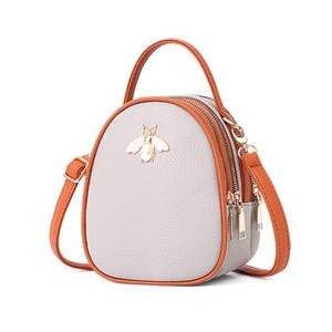Designer- 2019 Borse Crossbody per le donne di cuoio di lusso Donne Borse Designer marche famose Sac Un Tote principale Shoulder Bag mano delle signore