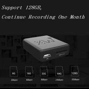 Hd 4K Wifi Mini Camera XW 1080p Infrared Night Vision mini dvr Dvr Movement video Record Wireless network home security camera