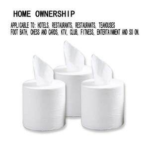 주방 화장지 중공 교체 롤 용지 흥미 화장실 표 주방 유용한 가정 용품 # LR1 인쇄하기