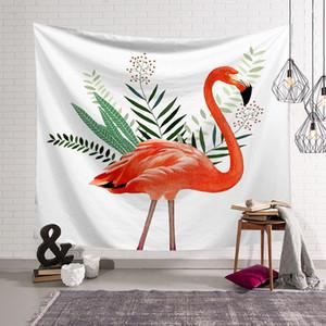 간단한 패턴 편지 시리즈 태피 스 트리 교수형 벽 폴리 에스터 벽 장식 헝겊 테이블 천 커튼 홈 객실 벽 장식 빅 매트 150 * 200