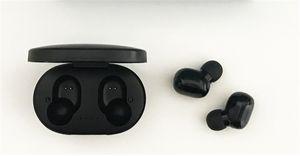 A6S VS Redmi Airdots Bluetooth Kulaklıklar Kablosuz Kulaklıklar 5.0 iPhone Xiaomi Huawei Samsung için Mic Iptal 5.0 TWS Kulaklık Gürültü