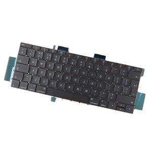 """Keyboard UK Englisch Ideales Geschenk Refill Teile Tastatur Schwarz (Backlit Bunte) für Apple MacBook Pro 13,3 \ """"A1708 Series"""
