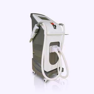 Оптовая цена й ИАГ-лазера и вертикальной двумя ручками IPL отказа удаления волос лазера IPL машины