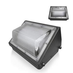 Pacote de parede LED luzes 60 W 80 W 100 W 120 W À Prova D 'Água IP65 montagem na parede levou luz LEVOU lâmpadas de parede ao ar livre ac 85-265 v