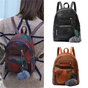 Women Small Bag Fashion Backpack Wild Student Backpack Leisure Travel Bag Student school bags mochilas escolares adolecentes
