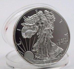 Liberty Head Memorial Coin Amerikan Heykeli, Barış Anıtı Para, Antik Hatıra