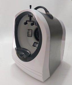 전문 피부 분석기 기계 디지털 피부 수분 감지기 얼굴 분석 기계 피부 진단 시스템