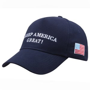 2020 HOT selling Trump Hat Embroidered America Flag For Women men Baseball Caps