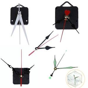 New Arriva DIY Clock Mechanism Parts Classic Hanging Black Quartz Watch Wall Clock Movement Quartz Wall Clock Movement