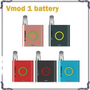 VapMod VMOD I Starter Kit 900mAh Аккумулятор Испаритель Vape Pen VV Mod Для 510 Thread густое масло Воск Tank Plus Картридж Atomizer Box Mod батареи