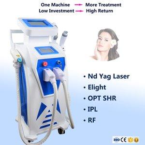 Uso en la clínica Sistema de depilación láser OPT SHR Máquina SHR IPL Máquina de depilación AFT IPL