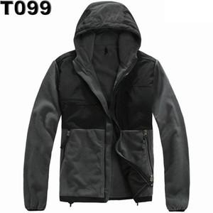 High Quality 2018 New Men's Fleece Jacket Fashion Fleece Winter Jacket Windproof Slim Coats Outdoor SoftShell Down Sportswear Men Jackets