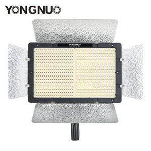 Freeshipping Ulanzi YN1200 Pro LED Panel Light 3200K-5500K Panel Video-Shooting-Beleuchtung für Filmmaking Theatrical Show Vlogging Hochzeit