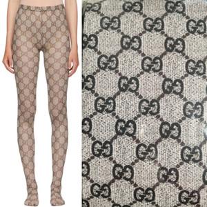 Pantynose Mektupları Priented Tozluklar Flesh renkli Stretch Artı boyutu Çorap Moda Grenadine Sonbahar ve Kış tayt