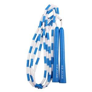 Regolabile corda da salto della corda di salto di allenamento Fitness Training PVC nylon Outdoor Sport Jump 280 centimetri / 9.2ft