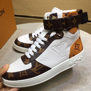 Boombox Sneaker Fashion Men &#039 ;S Shoes Autumn And Winter Lightweight High Quality Shoes High Top Luxury Sports Men Shoes With Origin Box