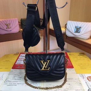 LV LOUIS VUITTON 2020 20ss-Qualitäts-neue Art und Weise der Frauen LuxusEntwerferLVLouis Handtaschen europäische NamenMarken-Damen Schultertasche L-001