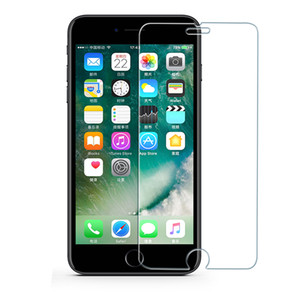 0.22mm 9H Tempered Glass on the For iPhone 8 7 6 6S Plus 5 5S SE 4S Screen Protector For iPhone X XR XS Max Protective Flim