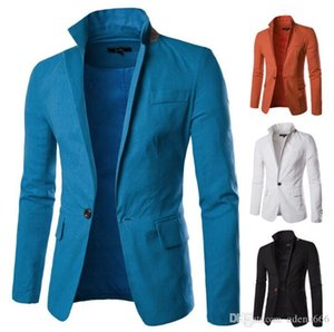 New Designer Fashion Mens clothing Jackets Casual Clothes Cotton Long Sleeve business Suits Slim Fit Stylish Suit Blazer Coats wedding dress