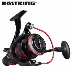 KastKing Baitfeeder III Süßwasser 12 KG Max Drag Spinning Angelrolle 10 + 1 Kugellager Karpfenangeln Rad