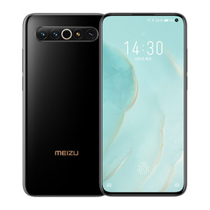 "Original Meizu 17 Pro 5G LTE Handy 12GB RAM 256 GB ROM Snapdragon 865 Octa-Core Android 6.6"" 64MP NFC Face ID Fingerabdruck-Handy"