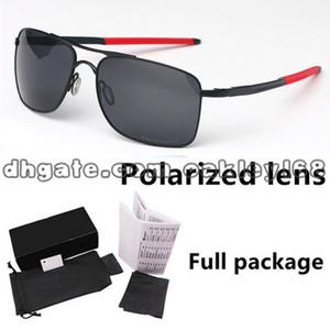Lunettes de soleil de marque chaude pour hommes New Fashion 4124 lunettes de soleil de luxe équitation lunettes de soleil polarisées hommes sport lunettes de soleil lunettes de soleil
