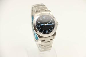 наручные часы Король мужчины небо мода сталь высокое качество автоматическая машина часы Сапфир поверхность складной кнопки