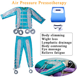 il grasso di pressoterapia riduce la macchina la terapia di pressione dell'aria che dimagrisce il massaggio linfatico dei muscoli allevia la macchina di pressotherapy di drenaggio di affaticamento