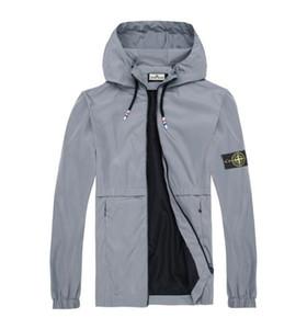 Новый дизайнер мужская куртка пальто осень Ветрокрылая куртки бренд дизайнер спортивная ветровка тонкий повседневная куртка Мужчины Женщины топы одежда
