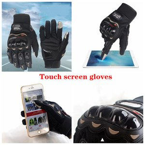 Motorcycle Gloves Touch Screen Windproof Outdoor Sport Gloves For Men Women Motorcycle Summer Waterproof Riding Gloves