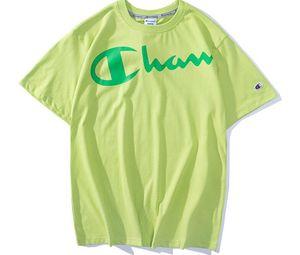 1920 Designer-T-Shirt mit verschiedenem Druck großen Baumwollmodetrend atmungs Stil T-Shirt der Männer in mehreren Farben erhältlich