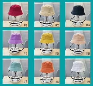 Kinder Anti-Nebel-Hut Frühling dünne Anti-Speichel Fischer Hüte Cotton Baby Hat Child Protective Basin Hat EEA1316