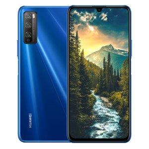 Huawei 20 Pro original Profitez 5G Téléphone mobile 6GB RAM 128Go ROM MTK 800 Octa base Android 6.5 pouces Plein écran 48MP empreintes digitales ID Cell Phone