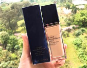Marca famosa double ware Futurist Aqua Brilliance Base líquida Maquiagem rosto maquillage Foundation 30 ml Double ware DHL shipping